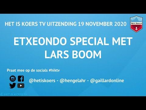 HIK TV #13 - Etxeondo special met Lars Boom