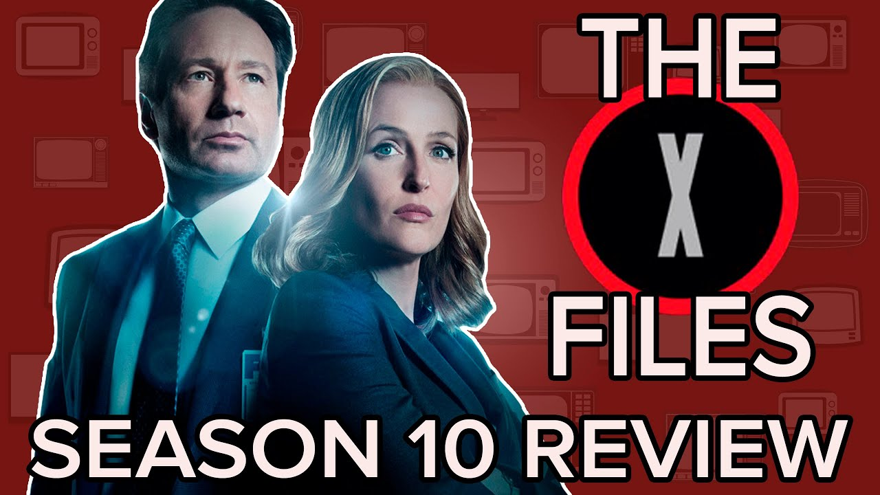 Download THE X FILES Season 10 Review (Spoiler Free)