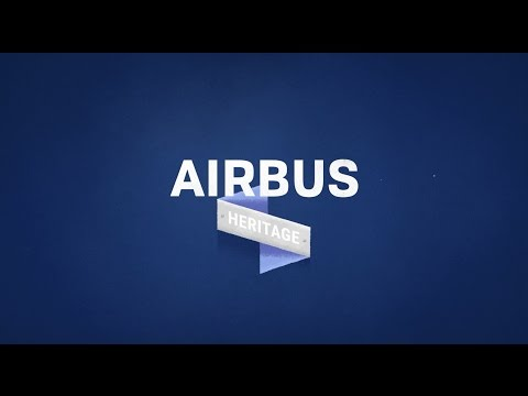A journey back to Airbus heritage