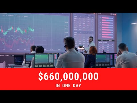 How A Group of Oil Traders Made Over $660M in Profits