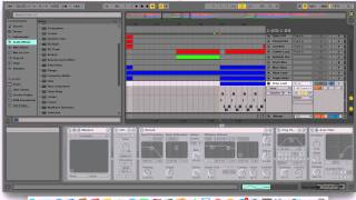 How to make a track using templates