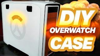 How To: Custom DIY Overwatch PC Case
