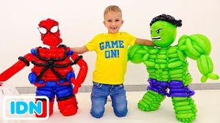 Vlad dan teman temannya adalah pahlawan super