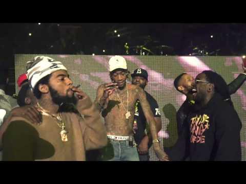 Wiz Khalifa - DayToday: Bacc At It
