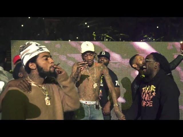 Wiz Khalifa - DayToday: Gang Gang Ep.1 Bacc At It