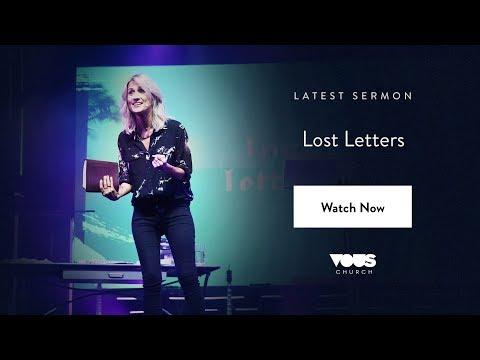 DawnCheré Wilkerson — Lost Letters