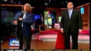 kreskin live on fox news with mike huckabee
