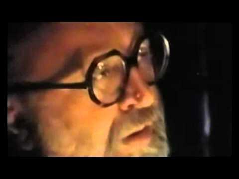 Sergio Leone rare footage