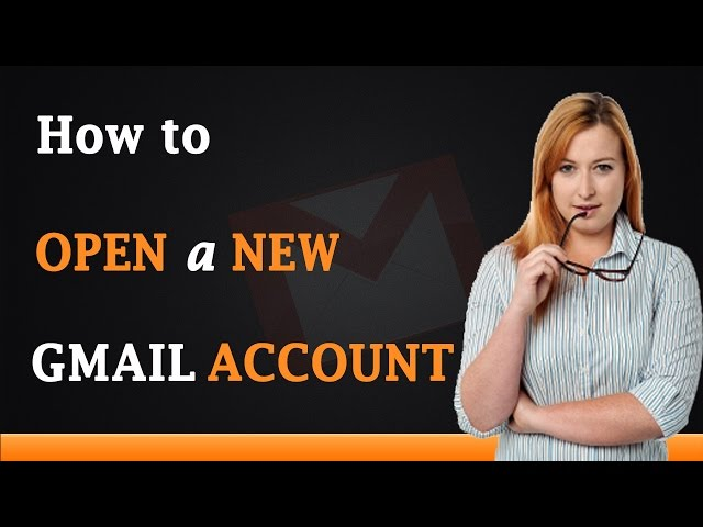 Simple Method on How to Open and Gmail Account and Login
