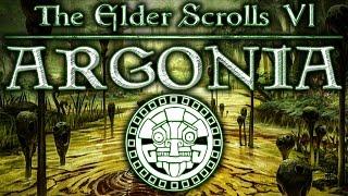 Elder Scrolls 6 - ARGONIA - Best Setting? New Races, New Monsters, New Mysteries