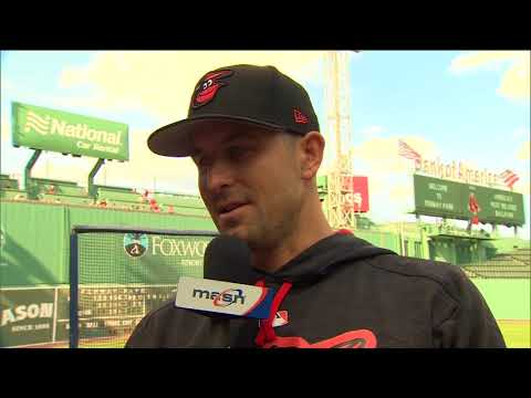 """Darren O'Day on wearing family name """"Odachowski"""" during MLB's Players Weekend"""