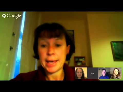 Living and Working on the Web Hangout 2