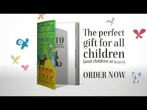 Toto, the new book by Michael Morpurgo