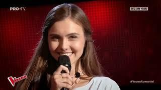 Gabriela Munteanu - Vocea Romaniei (Bolnavi Amandoi - Blind-uri)