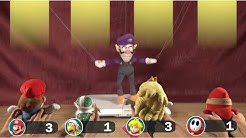 Super Mario Plush Party: Sound Stage