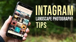 5 IMPORTANT landscape photography tips to INSTAGRAM