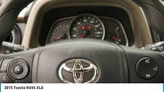 2015 Toyota RAV4 XLE Maplewood, St Paul, Minneapolis, Brooklyn Park, MN P17329