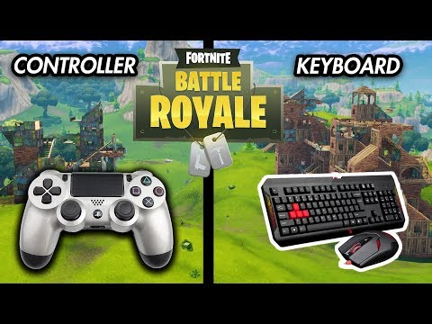 How To GO From CONTROLLER To KEYBOARD & MOUSE On FORTNITE (Tips & Tricks) Better Building/Combat PC