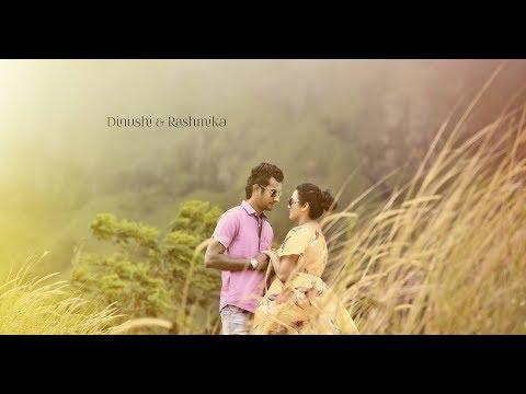 Dinushi + Rashmika  Private Session BLUEYED    suranga madhuraj films   2017