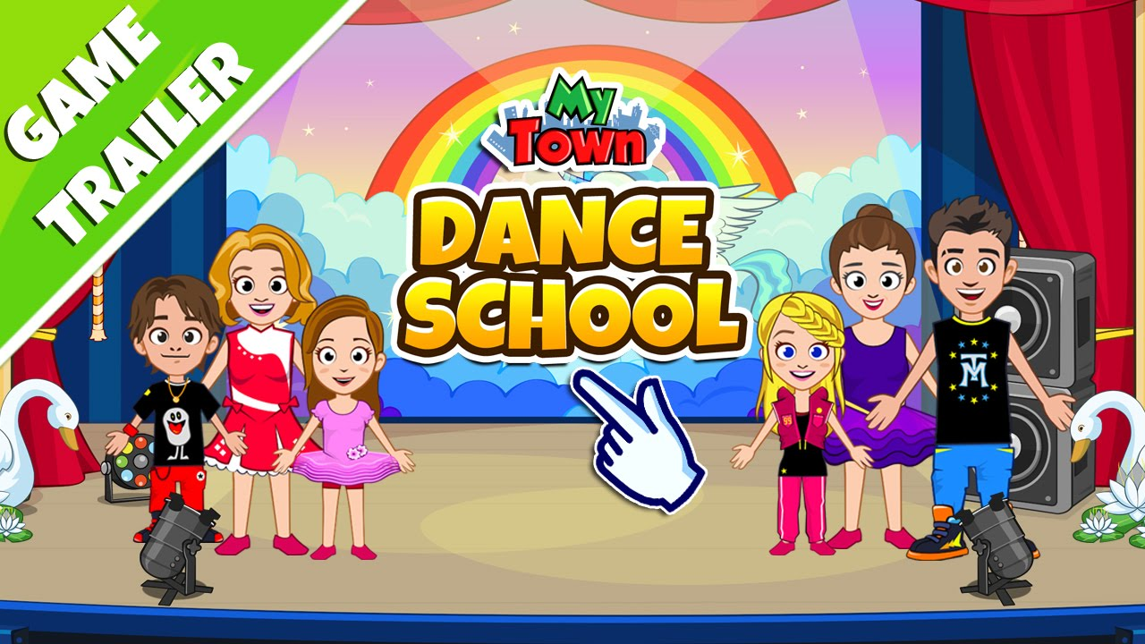 My Town : Dance School - My Town Games