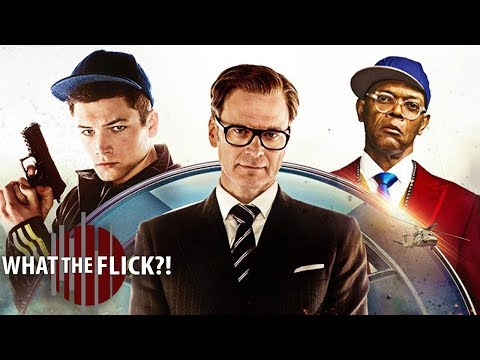 Kingsman: The Golden Circle - Official Movie Review