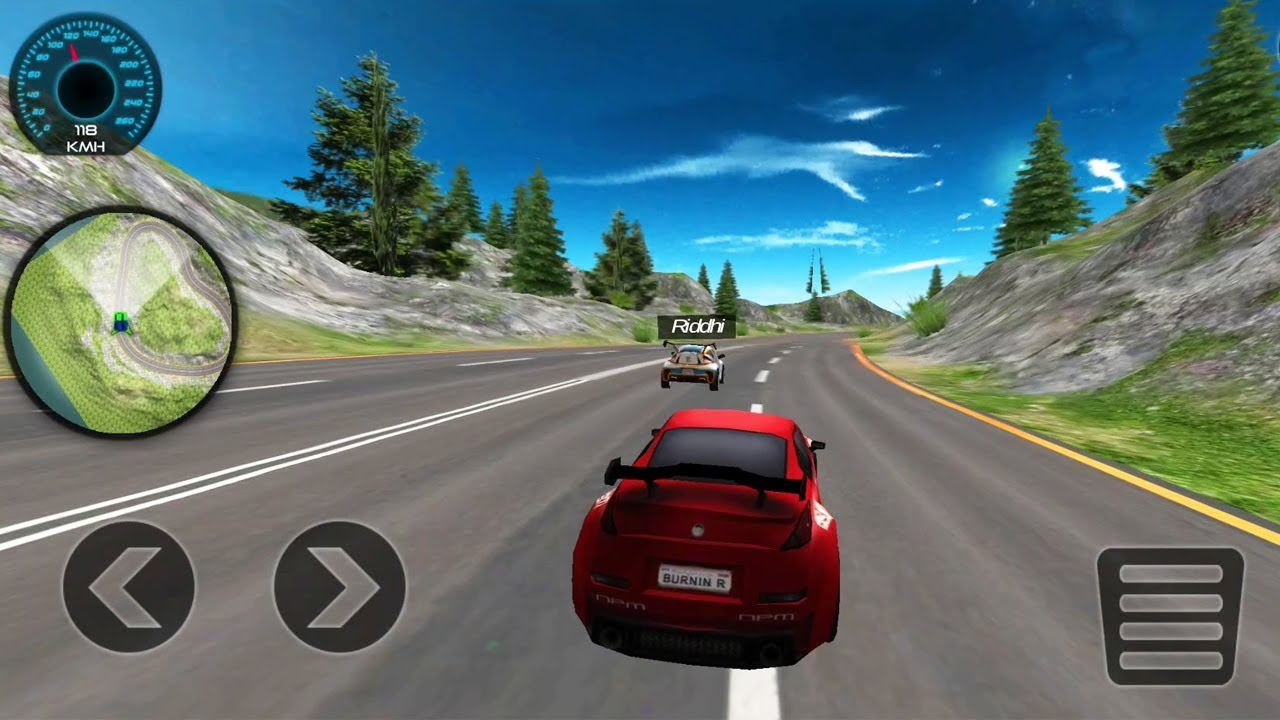 Game Đua Xe Ôtô – Game Đua Xe Ôtô 3D Cực Hay Trên Điện Thoại Android | Game Vui Cho Bé