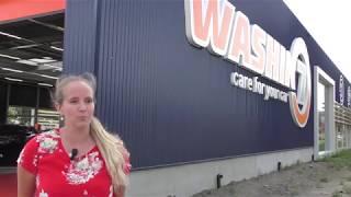 Nieuwe Washin7 wasstraat in Bergen op Zoom