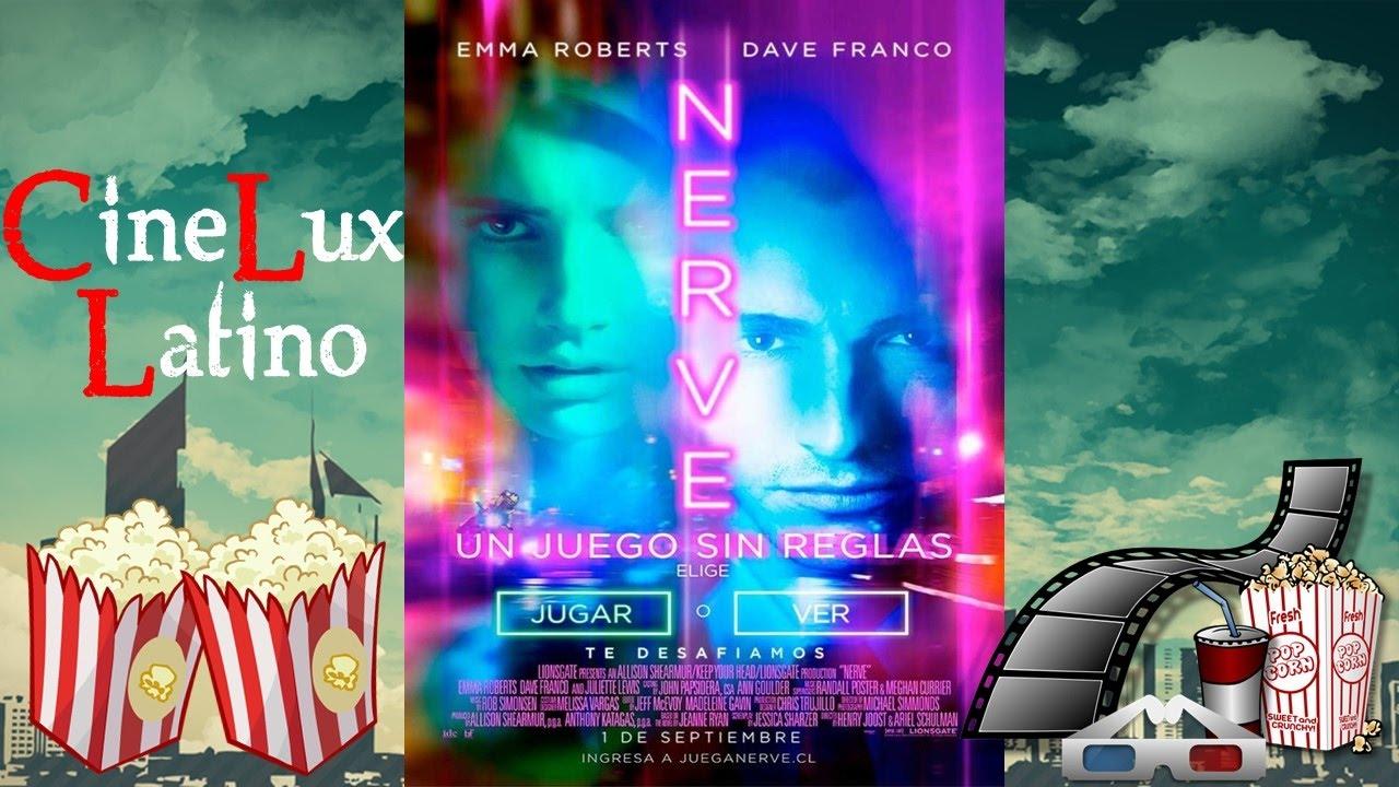 Download Nerve: Un juego sin reglas | Español Latino + Link de DESCARGA!