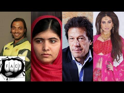 Top 10 Most Popular Pakistani People