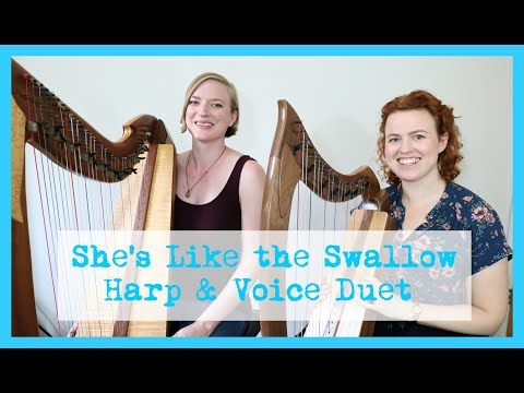 She's Like The Swallow (Featuring Christy-Lyn) | Tiffany Schaefer Harp & Song
