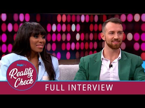Love Is Blind's Cameron & Lauren On Saying 'I Love You' So Fast & Vulnerability In Pods | PeopleTV