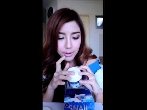 Snail Shark Cream สเนลชาร์ค Lockหน้าใสห่างใกลสิว