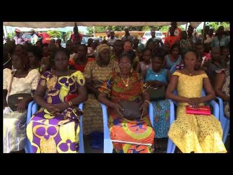 Energie/ Daoukro : Le Président Bédié lance la collette des ressources en biomasse