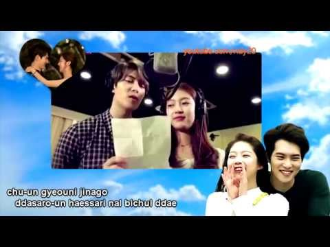 [ENG/ROMANIZATION] Sky Blue Coat - Lee Jonghyun and Gong Seungyeon