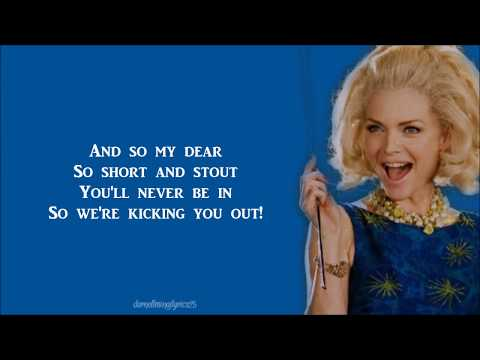 Hairspray - [The Legend of] Miss Baltimore Crabs Lyrics Video