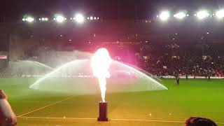 Sheffield United Light Show Vs Arsenal