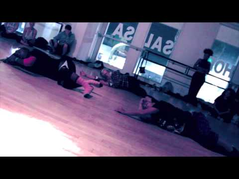 Ellie Goulding  High For This  Choreography : Dejan Tubic & Janelle Ginestra