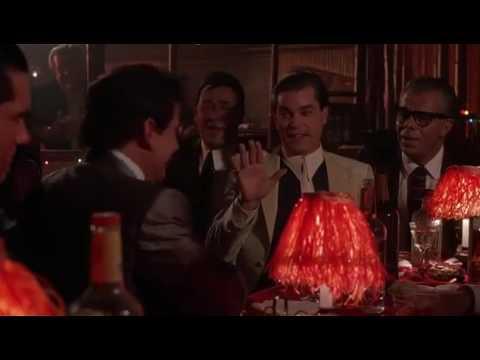 "George LaGoodfellas 1990 Scene ""You think I'm funny """