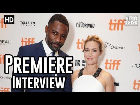 Idris Elba | The Mountain Between Us Premiere Interview | TIFF17