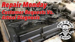 Repair Monday - Tune Up On A Dead Engine