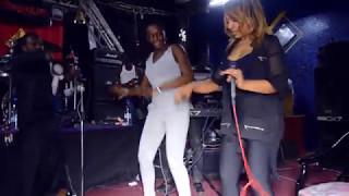 Viviane en Pleine Répétition de Danse pour sa Tournée des Stades