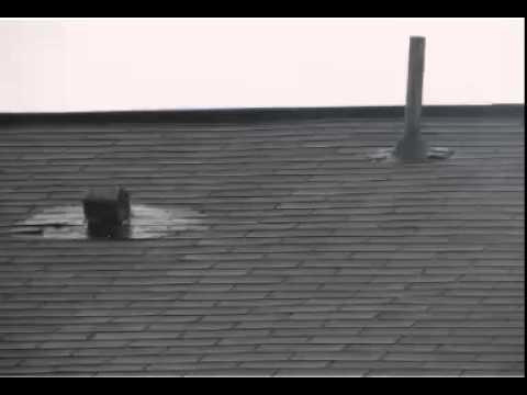 Roof Vent Leak Repair roof vent, ridge vent leak repair roofer911 com - youtube