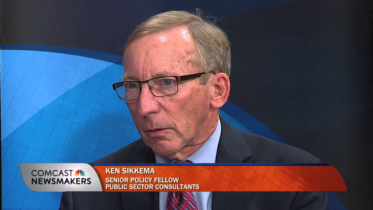 Ken Sikkema Ken Sikkema Senior Policy Fellow Public Sector Consultants YouTube