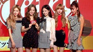 韓国の4人組ガールズグループ・BLACKPINKが、ネスレ「キットカ...
