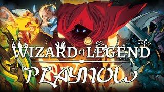 PlayNow: Wizard of Legend | PC Gameplay