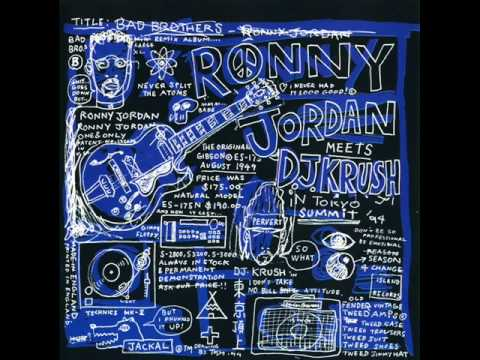 Ronny Jordan & DJ Krush - The Jackal (The Illest Mix)