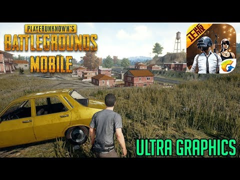 OFFICIAL PUBG MOBILE GAMEPLAY - iOS / ANDROID ( ULTRA GRAPHICS ) - LIGHTSPEED