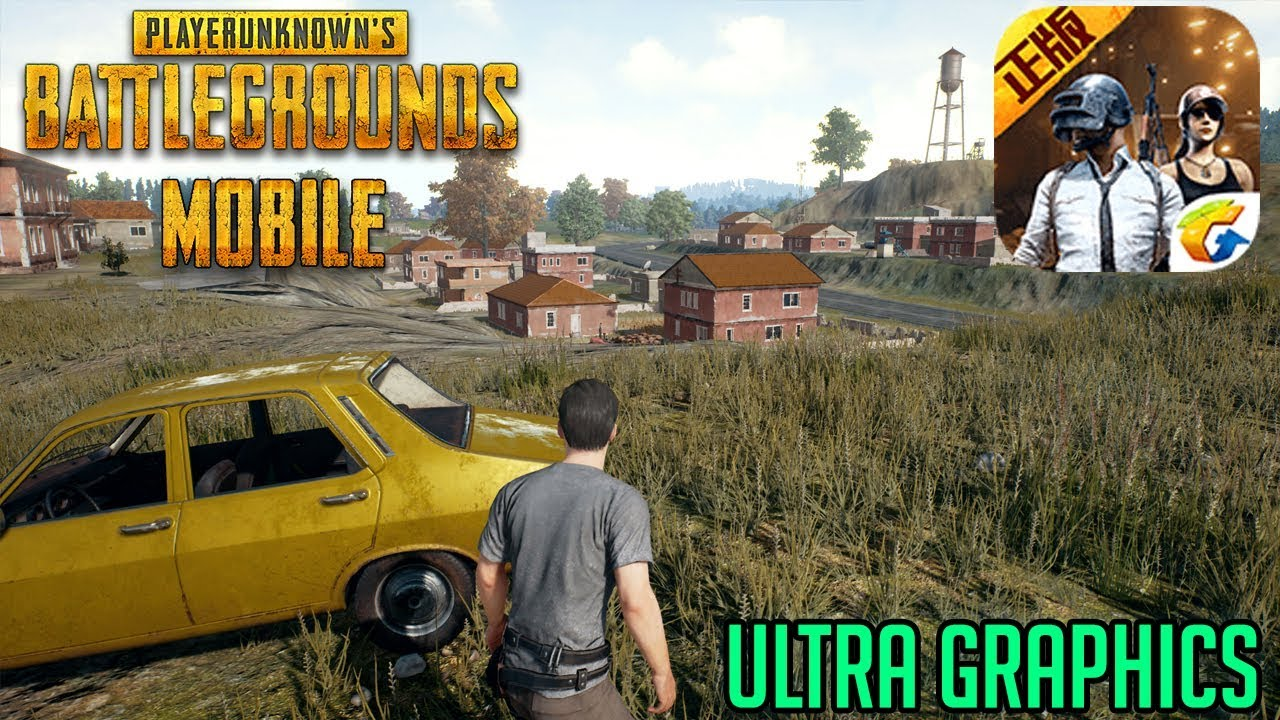 Pubg Wallpaper For Wallpaper Engine: OFFICIAL PUBG MOBILE GAMEPLAY