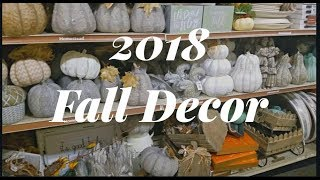 2018 Fall Decor At Home