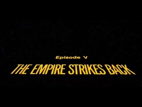 Star Wars V The Empire Strikes Back - Opening Theme